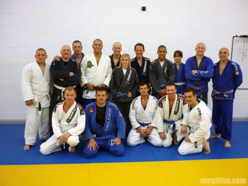 Dartford BJJ team