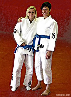 Charlotte and Meg in Fenom Lotus