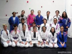 Q4 2010, London Women's Open Mat