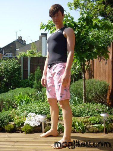 fighter-girls-pinkie-boyfriend-shorts-side