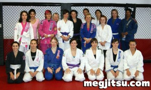 7th Quarterly London BJJ Women's Open Mat