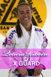Leticia Ribeiro X-Guard