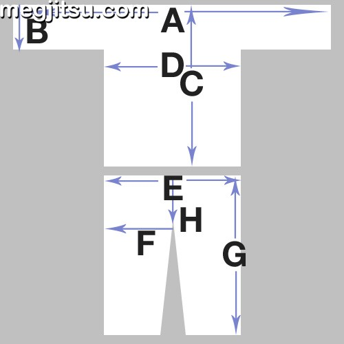 BJJ Gi Diagram