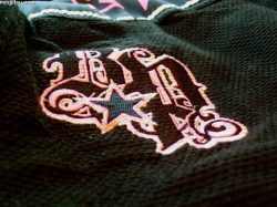 Break Point Jacket Embroidery