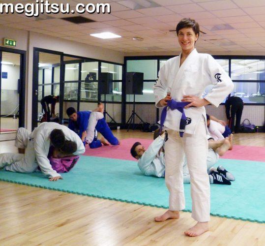 Does Changing BJJ Schools Mean Changing Belts?! | MegJitsu