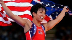 Clarissa Chun, US freestyle wrestler
