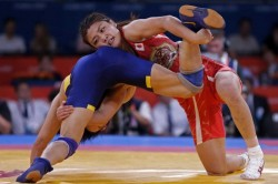 Icho, Olympic wrestler from Japan