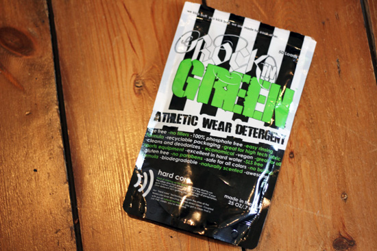 Rockin' Green Athletic Wear Detergent