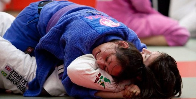 London BJJ Women's Open Mat