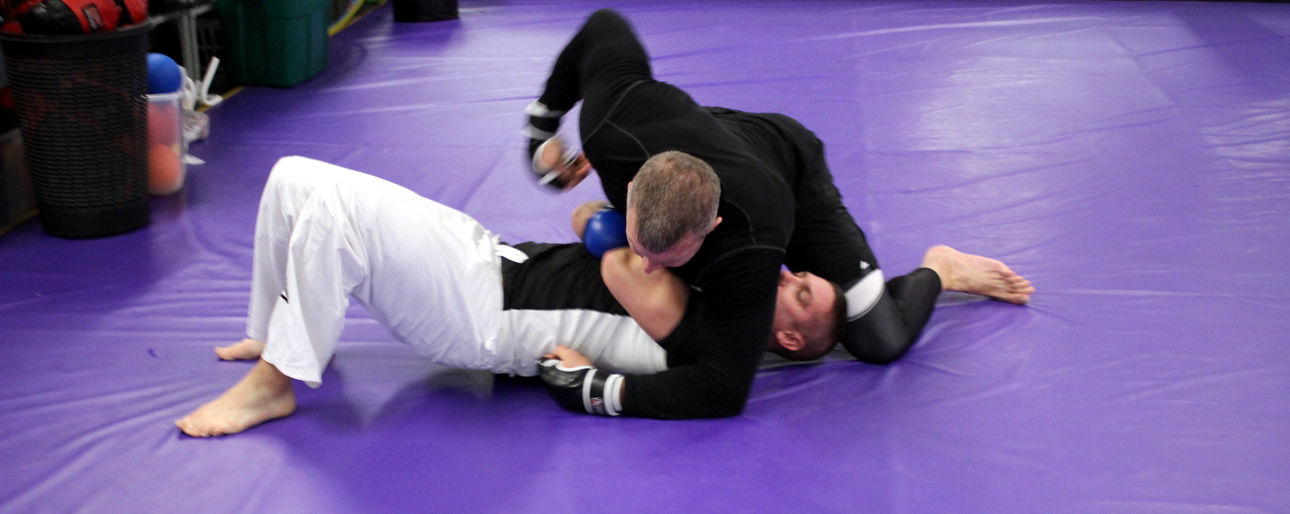 BJJ Sparring Tips - Defence First