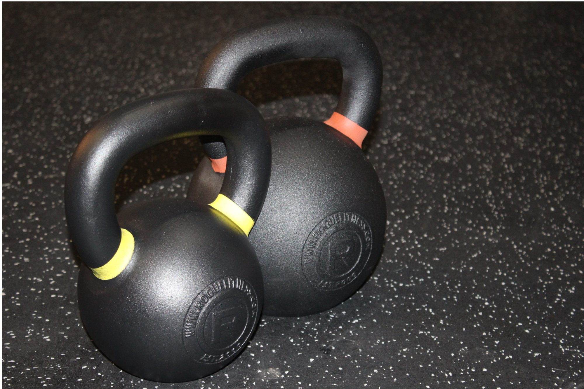 Pandemic kettlebell training